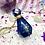 Thumbnail: Pendentif flacon lapis lazuli
