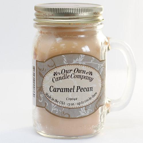 Bougie Caramel Pecan
