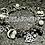 Thumbnail: Bracelet breloque cristal de roche et hématite