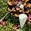 Thumbnail: Mini pendule cristal de roche et quartz rose