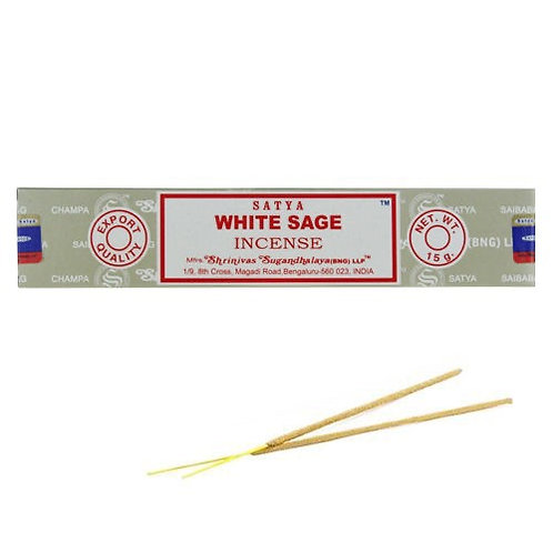Encens Baton white sage