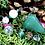 Thumbnail: Mini pendule aventurine verte