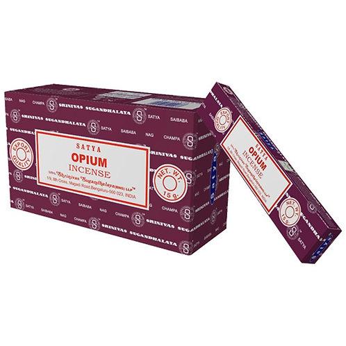 Encens batons Opium