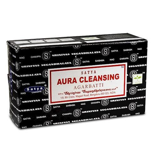 Encens batons Aura Cleansing