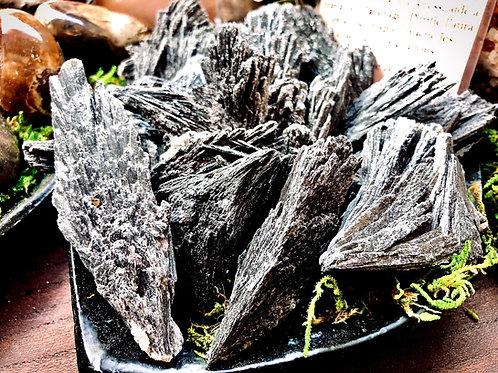 Cyanite noire