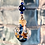 Thumbnail: Fiole Talisman Anti Stress lapis lazuli cyanite