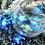 Thumbnail: Centre de table en aigue marine et apatite bleue MM
