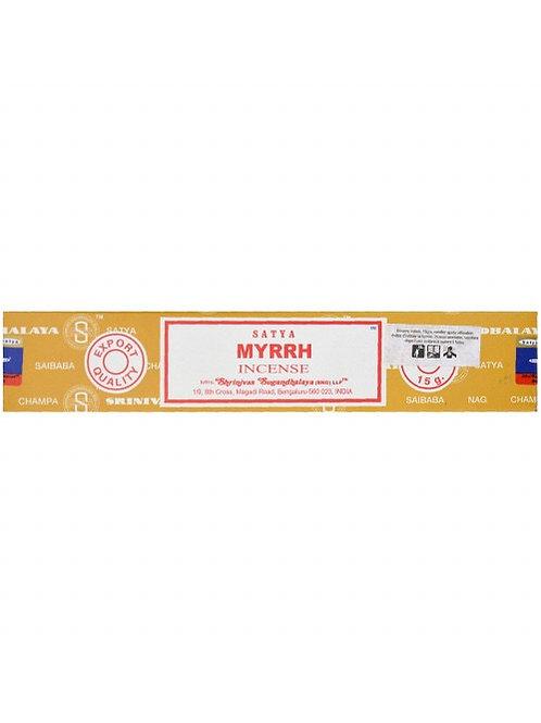 Encens Baton myrrh