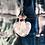 Thumbnail: Fiole Talisman Harmonisante purifiante  pierre de lune  cristal
