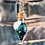 Thumbnail: Fiole Talisman cyanite amazonite