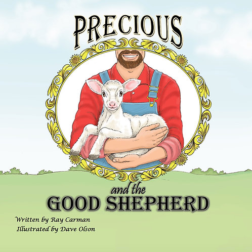 Bundle Pack of 10: Precious and the Good Shepherd