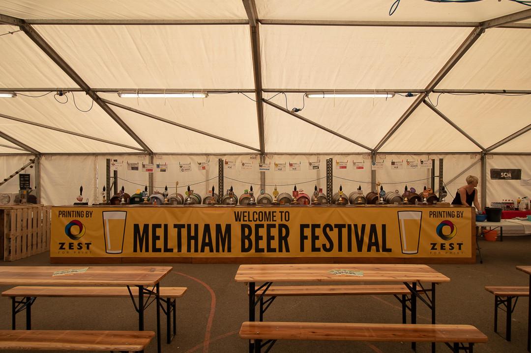 Beer Festival Bar