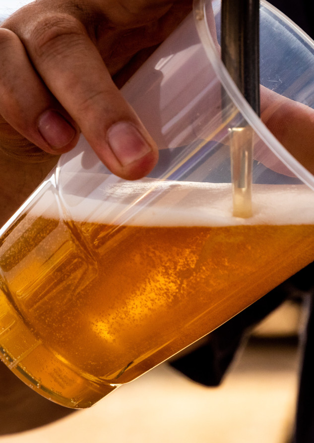 Dispensing Beer
