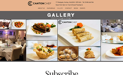 Canton Chef - Gallery