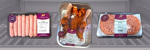 MCS - Any 3 for £10 - Chilled Meat Packs