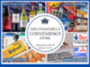 Meltham Mills Convenience Store