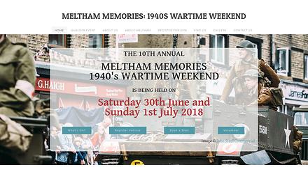 Meltham Memories - After Revamp
