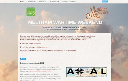 Meltham Memories - Before Revamp