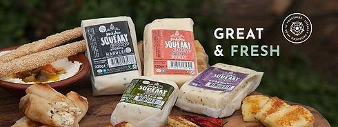 Local Supplier - Yorkshire Dama Cheese.j