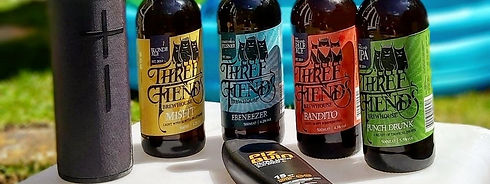 Local Supplier - Three Fiends Brewhouse.