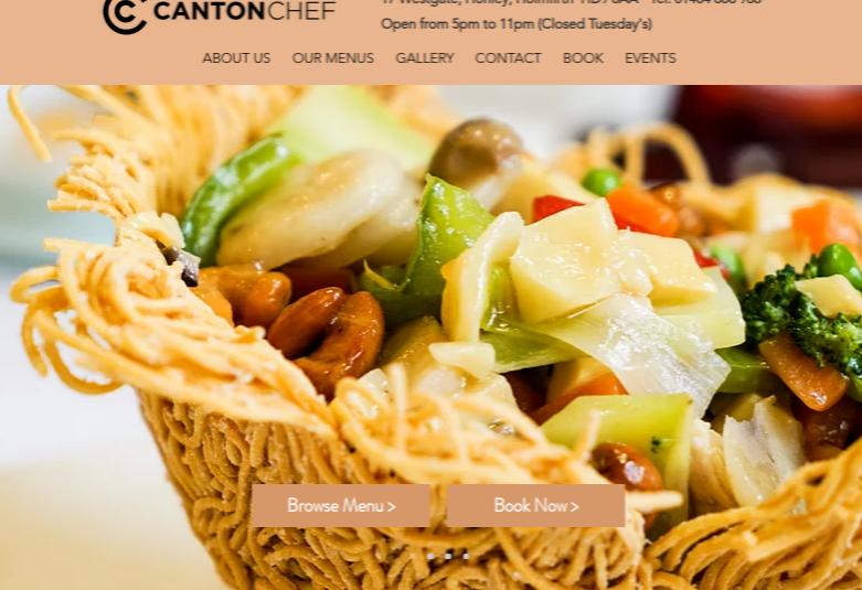 Canton Chef