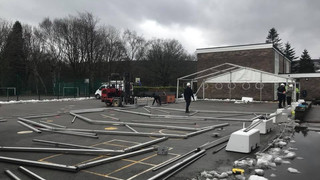 Assembling The Marquee