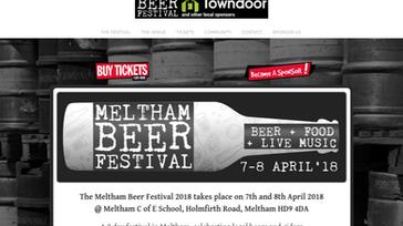 Meltham Beer Festival