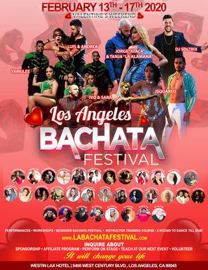 Los Angeels Bachaat Festival 2020