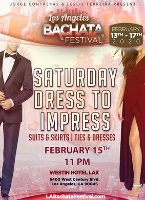 Saturday theme night :Dress to Impress