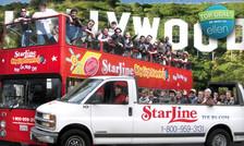 StarLine tours at the LA  Bachata Festival