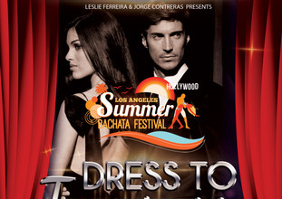 LA Summer bachata festival dress to Impress