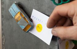 Magnete aus Matchboxautos
