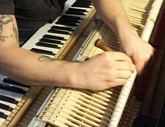 Dynamic Piano Service Voicing Piano Tuning Piano Tuner Piano Repair Piano Service