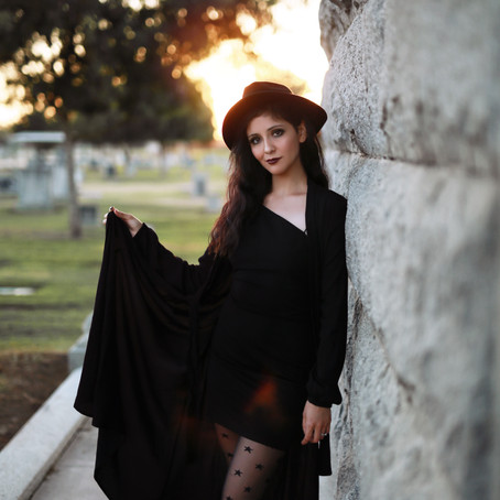Spooky Session | Visalia, CA Photographer