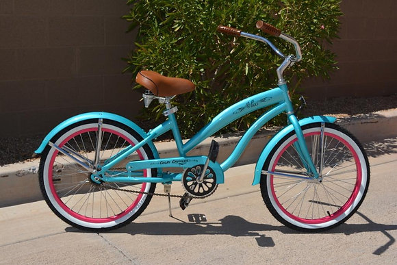 "NICCI GIRLS 20"" CRUISER"