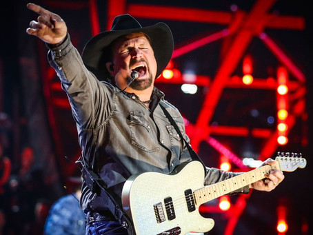 Garth Brooks will perform a drive-in movie theater concert at these 3 Massachusetts locations