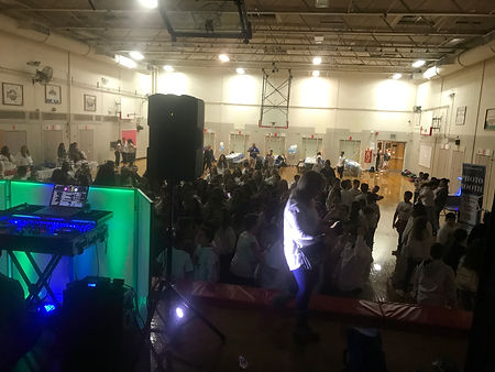 School Dance / Prom Entertainment