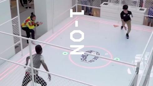 Nike + House of Hoops - LeBron 17 IG Story