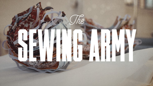 The Sewing Army - Day in the Life Sizzle Reel