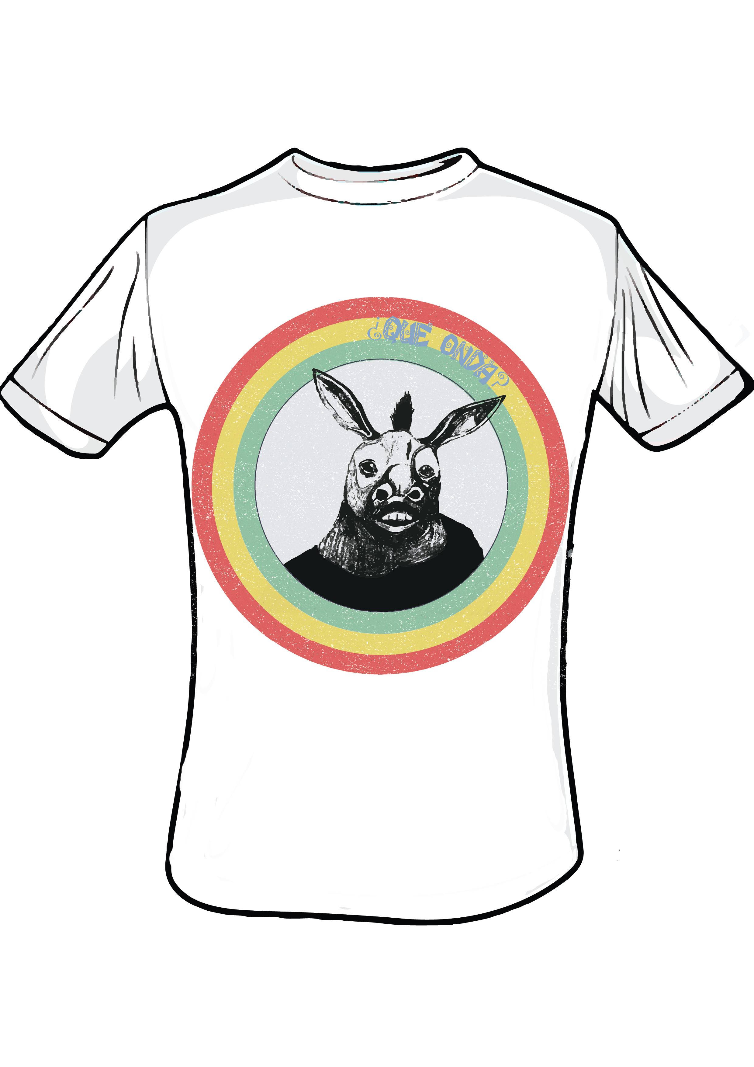 print donkey