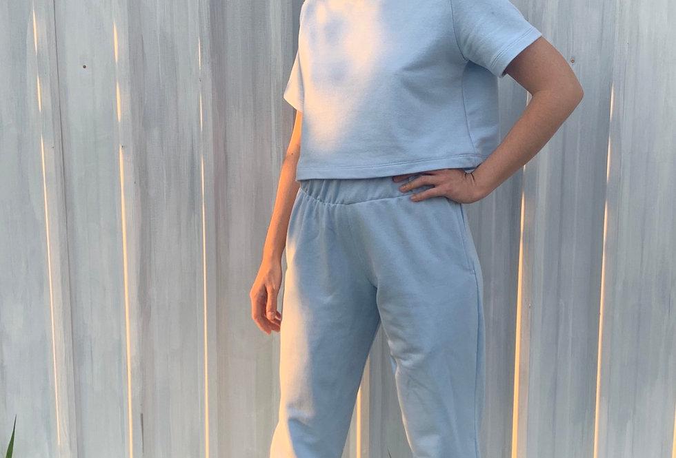 Kit T-shirt + calça