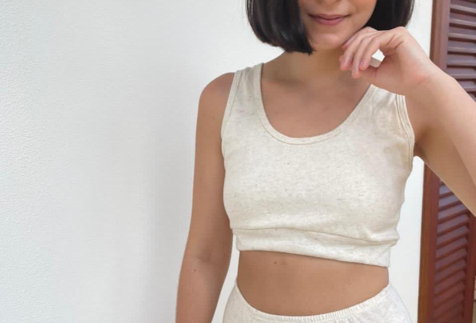 Kit em casa 2.0 - algodão