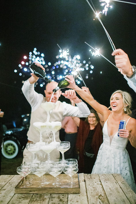 Magical send off | Jenny King Photograph