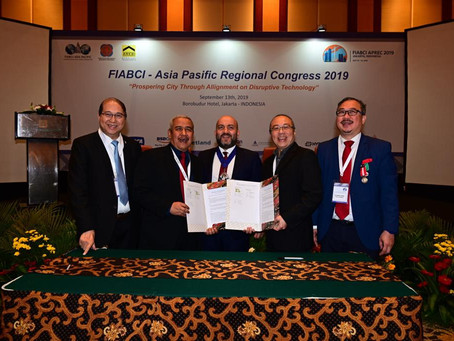 Projagg Asia signs MOU with FIABCI Indonesia for 7000 developers nationwide