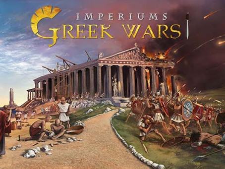 Imperiums: Greek Wars dostane nový obsah
