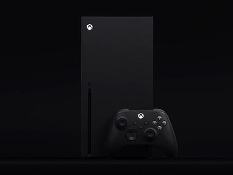 České redakce mají konzole Xbox Series X.