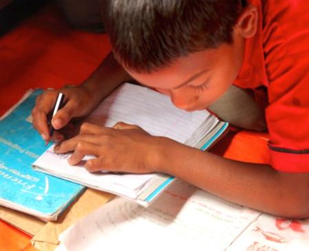 ONDERWIJS VOOR KINDEREN IN BANGLADESH