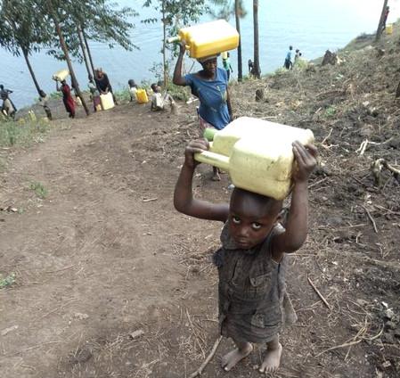 Steun dit belangrijke waterproject in Uganda