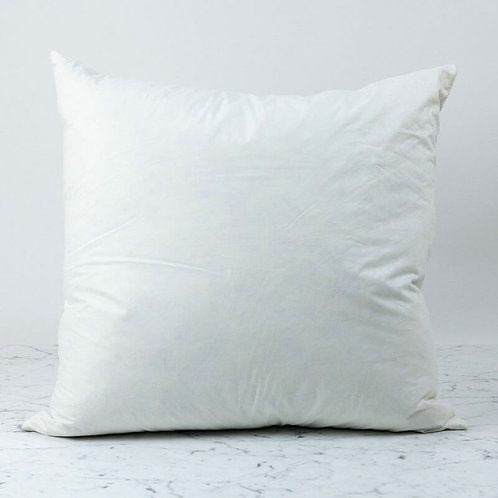 Synthetic Down Feather Pillow Insert 24x24