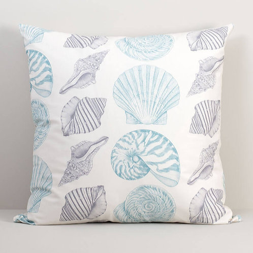 Seashell March Pillow Cover Large